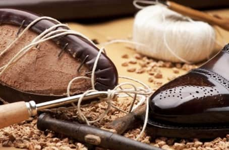 Handcrafted leather shoe for men's in india