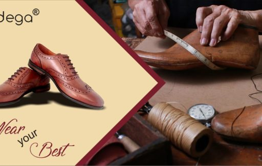 Leather handcrafted shoes India