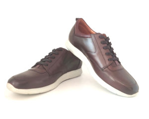 Mens Leather Walking Shoes2