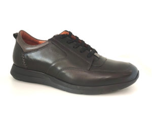 Bodega | Pure Leather Black Sneaker Shoes