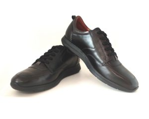 Mens Leather Walking Shoes 3