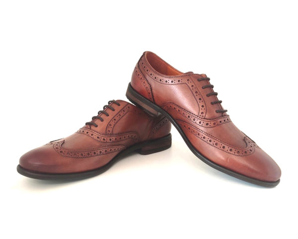 Mens Brown Wedding Shoes