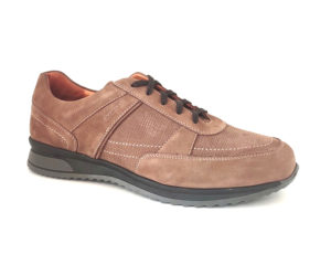 Bodega | Pure Leather Brown Walking Sneaker Shoes